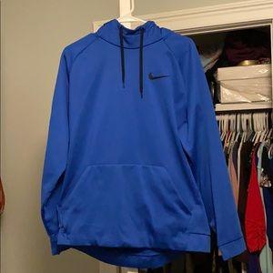 Nike dri-fit hoodie XL